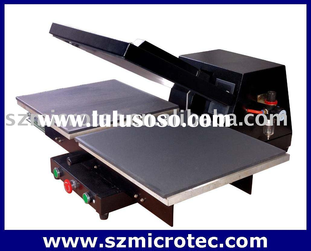 Pneumatic High Pressure Dual Press Bed Heat Press Machine- High Quality with Reasonable Cost