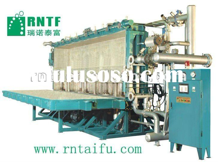 Polystyrene block machine