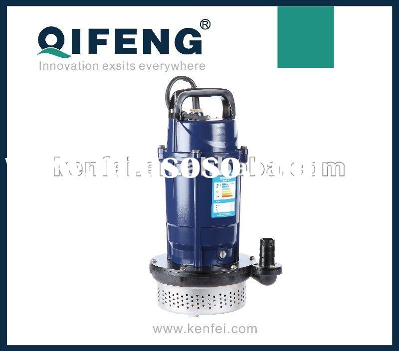 Popular aluminum body mini submersible water pump