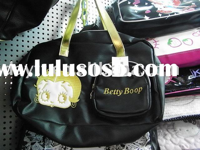 Power Seller + Betty Boop Handbag/Shoulder Bag A417 on sale wholesale & drop shipping
