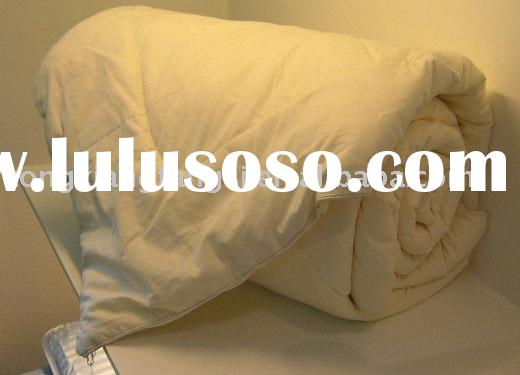 Producing Tangsi Bamboo Fibre Quilt with High Quality