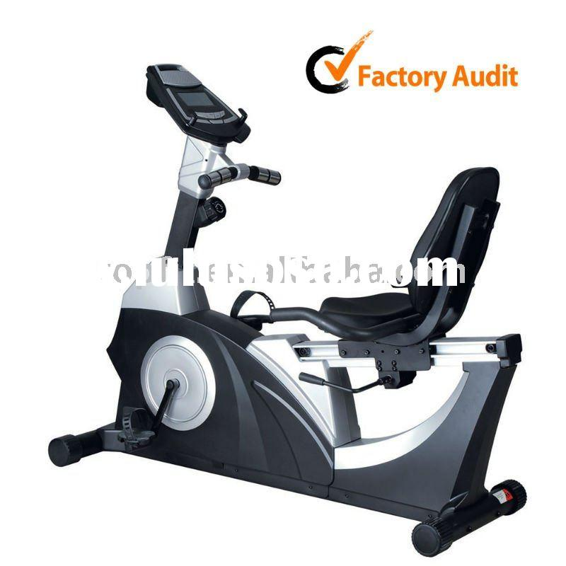 Programmable Magnetic Recumbent Bike (for commercial use) TF-9.5R