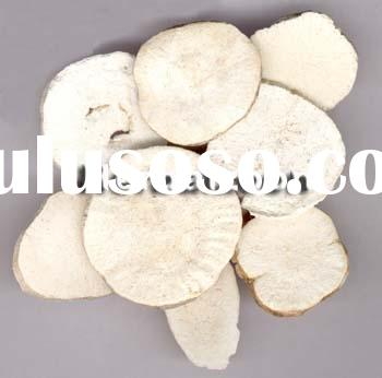 Radix Trichosanthis(Snakegourd Root)(Tian Hua Fen)Herb slices(herbs,herbal medicine,chinese herb,nat