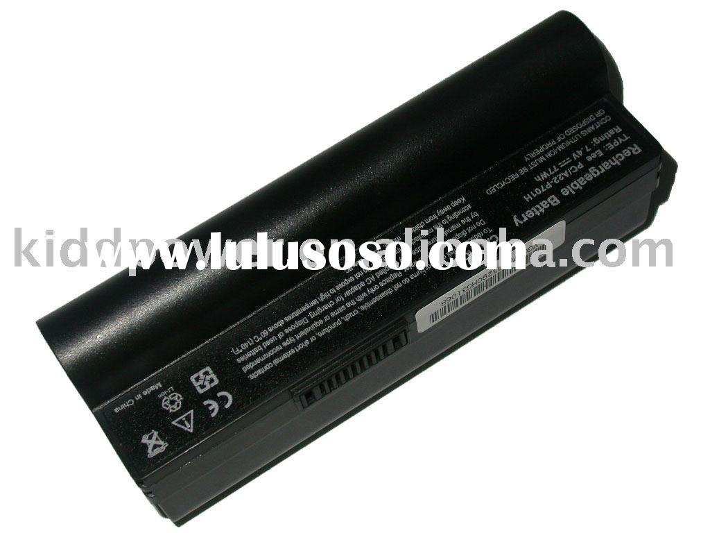 Replacement laptop battery for ASUS p701-8cell
