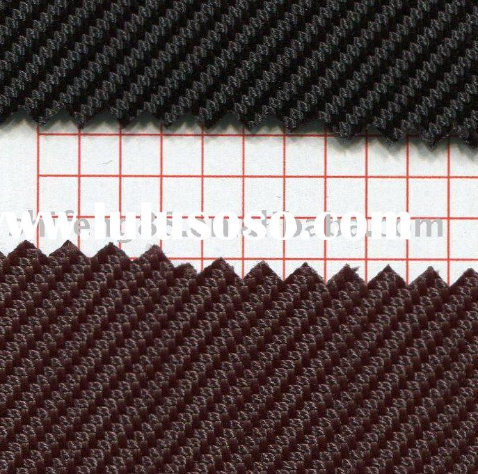 SF-161 twill polyester oxford waterproof fabric for suitcases