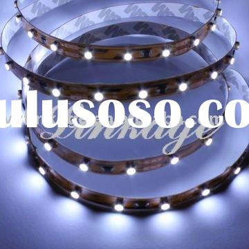 SMD 3528 60LED/M IP65/68 waterproof DC 12V LED flex strip light (red/green/yellow/blue/white/warm wh