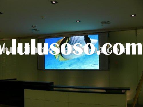 SMD 3in1 P6 LED TV Indoor full color HX-P6 LED display