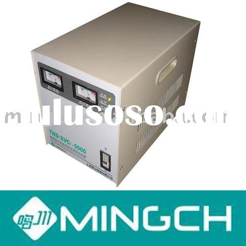 SVC Series High Accuracy Full-Auto AC Voltage Regulator(SVC-1500VA TND-1500VA)