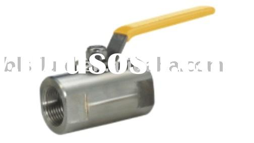Stainless steel 1pc ball valve (BLS)