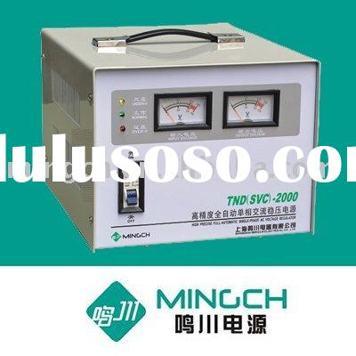 TND/SVC AC Full Automatic voltage Stabilizer 2000W