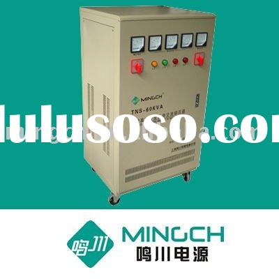 TNS/SVC AC Automatic voltage regulator / Stabilizer 60KVA Three phase