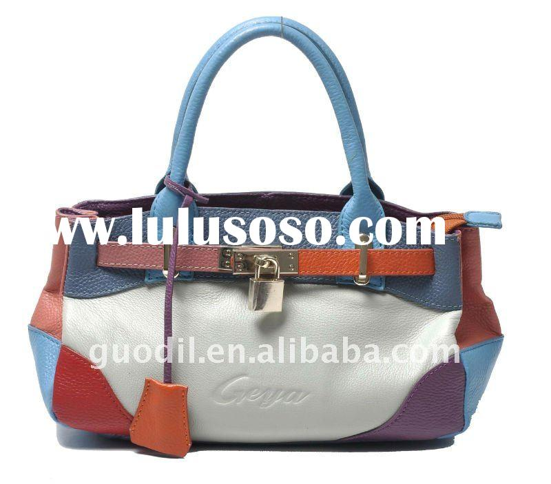 TOP quality designer women leather tote bag