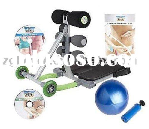 TV Items Total Core Fitness equipment