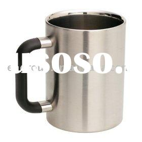 Tea cup(18/8,18/0 stainless steel,water bottle,PP#5 cap)