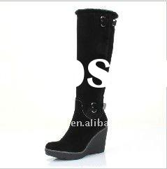 The lastest high quality fashion lady boots