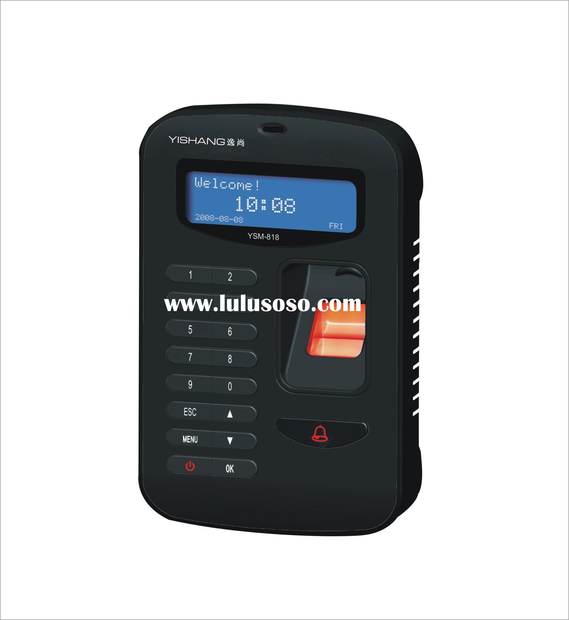 Time Attendance and Access Controller