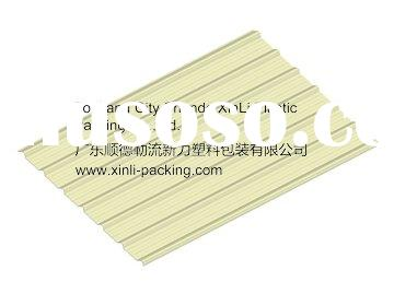 UPVC roof tiles - New Plastic tri-ply steel roofing