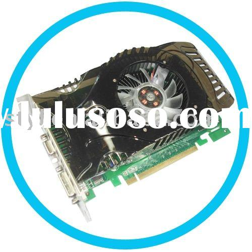 VGA Card / Graphics card/ Video Card/ Computer hardware (9600GT 1G 256BIT DDR2)
