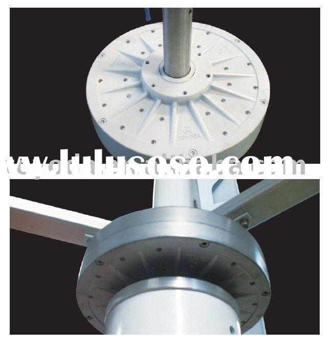 Vertical axis wind turbine with copetitive price and good quality