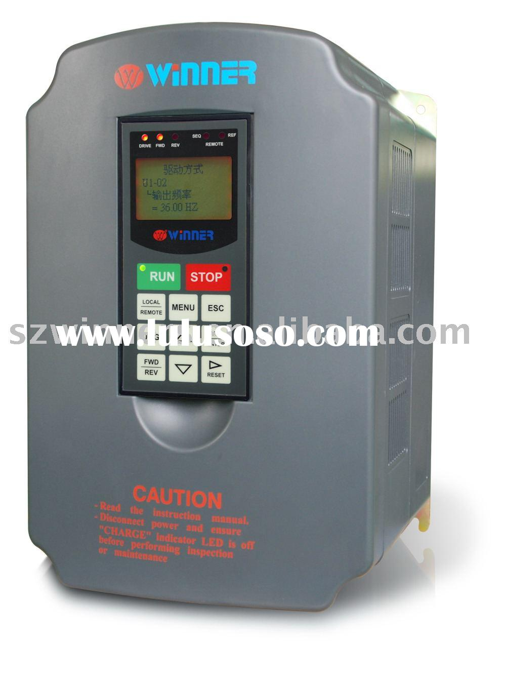 WIN-VC(closed loop vector control) (AC drive, VFD, frequency inverter