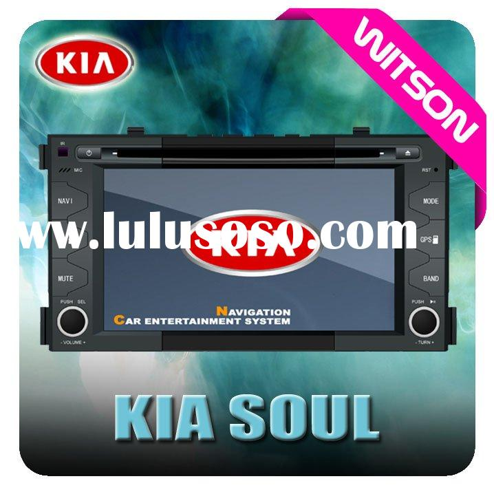 WITSON KIA SOUL Car video DVD