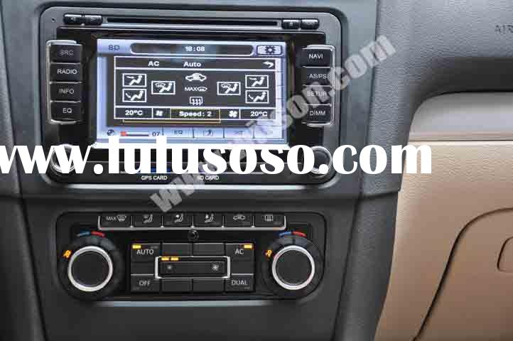 WITSON VW golf 6 car dvd player with bluetooth/GPS canbus/air conditioner/parking assist/steering wh