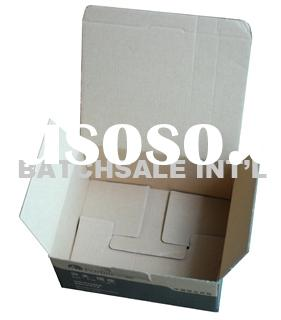 Water Resistant Corrugated Carton Box