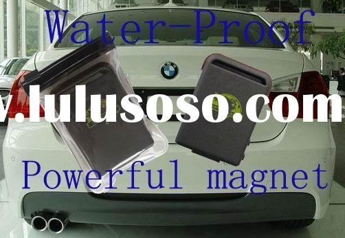 Waterproof of GPS tracking device with powerful magnet WAP-track by PDA cell phone./real-time track