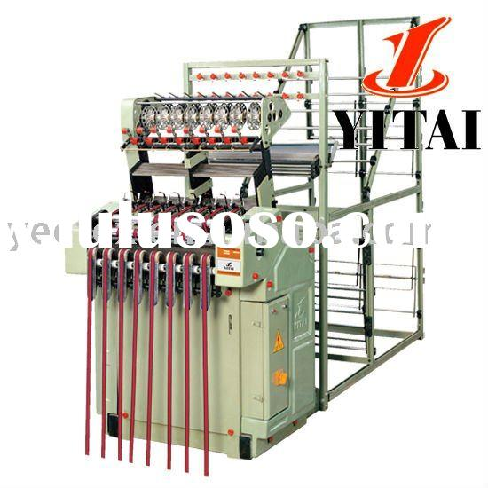 YTB 8/30 High speed ribbon needle loom machine