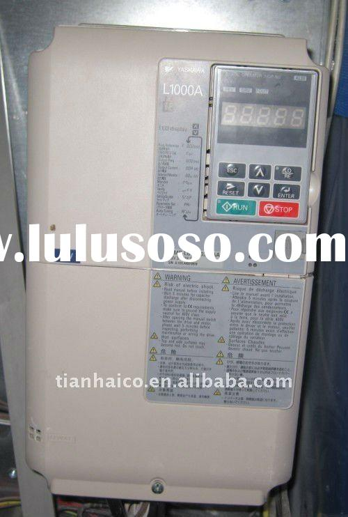 Yaskawa variable frequency inverter L7/L1000 7.5KW with best price