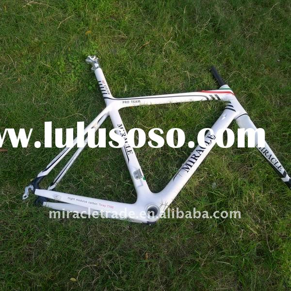 Your Best Choice! 700C Road Bike Full Carbon Frame , miracle new latest design . 2012 very popular