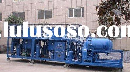 ZYD WASTE USED ENGINE OIL RECYCLE PURIFICATION