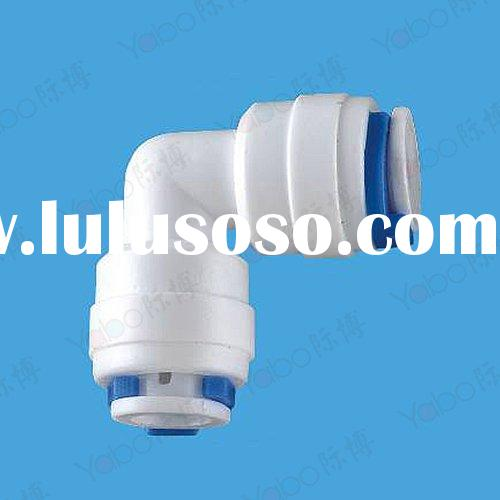 ''L''SHAPED TWO OPEN BENDER/quick connector fitting/RO water purifie