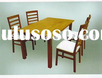 (W-5S-90) high quality wooden dining room table