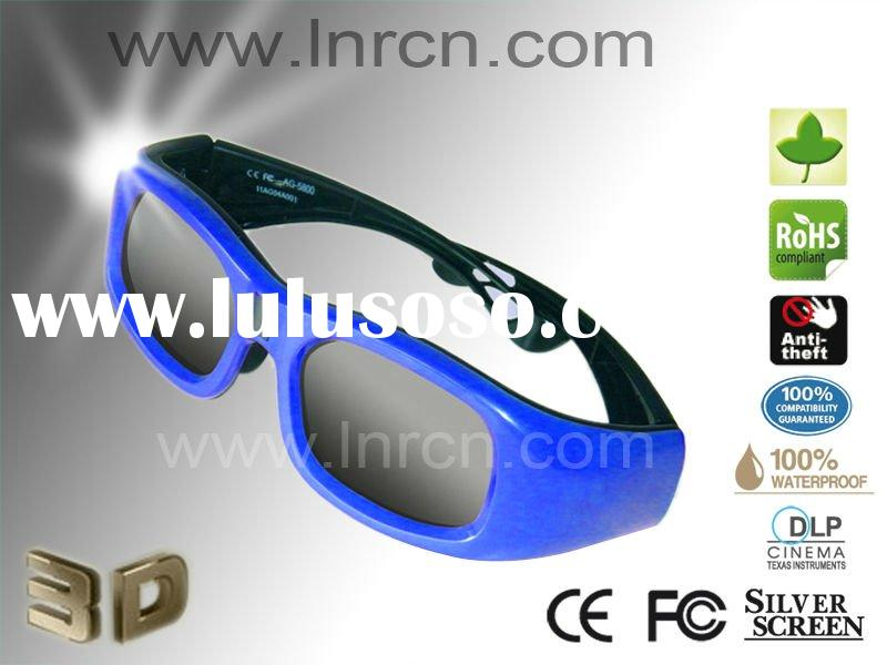 active 3d glasses for PC