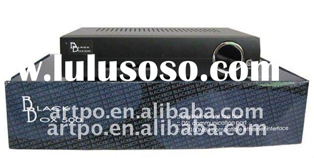 blackbox500s digital satellite receiver set top box in stock card sharing linux