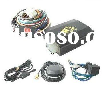 car anti theft devices with remote engine circuit cut off by SMS &PC