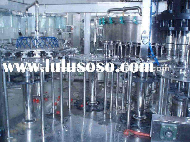 carbonated soft drink filling machine price
