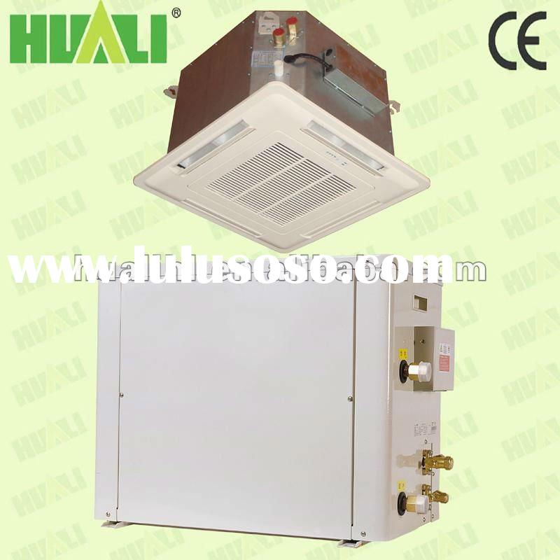 cassette type water source heat pump AC