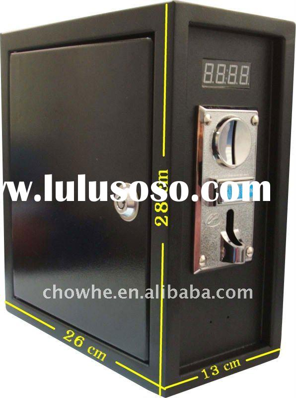 coin operated Timer Control Board Power Supply box