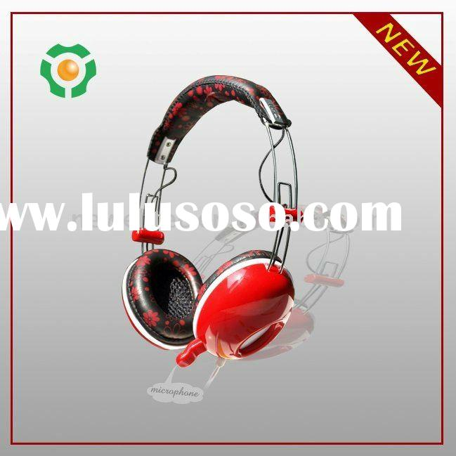 colorful high quality headphones