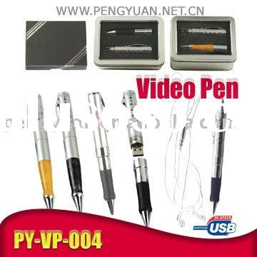 digital pen camera/MP3/Video/Recorder/USB flash drive/py-vp-004