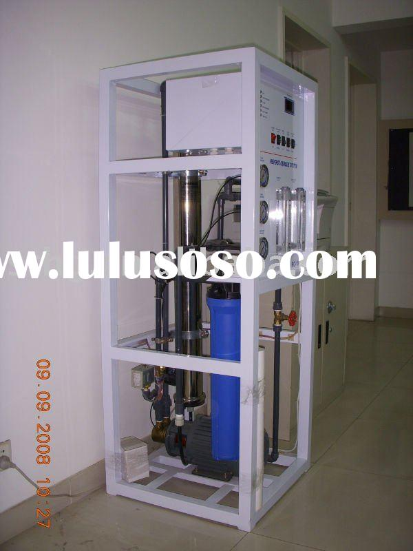 drinking water treatment plant / drinking water treatment system / drinking water treatment process