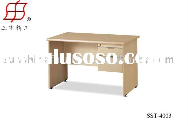 executive office wooden computer desk tables console