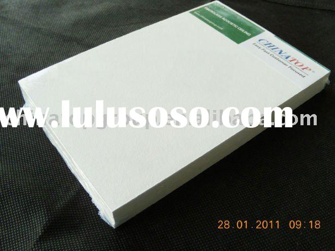 fiberglass acoustic ceiling tiles ,acoustic tile ,fiber ceiling board ,decorative ceiling