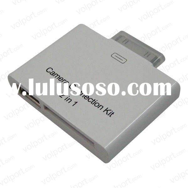for iPad 2 SD Card Reader & USB Camera Connection Kit white