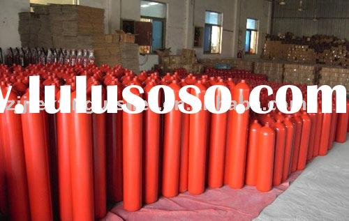 high pressure nitrogen gas cylinder with CE