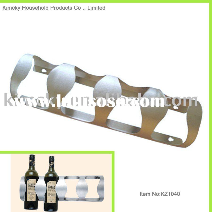 hot sell stainless steel wine holder