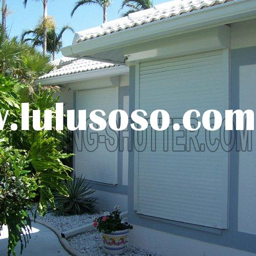 hurricane roller shuters-roller shutters-rolling shutter-roll up shutter-window shutter-shutter wind
