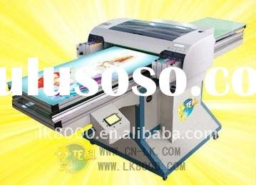inkjet and digital A2 size flyer printing machine